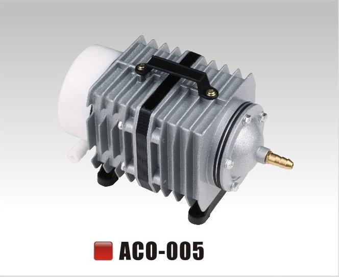 Воздушный компрессор для пруда